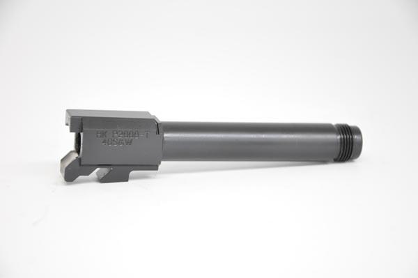 RCM HK STYLE P2000SK-T .40 CAL BARREL 9/16-24 TPI